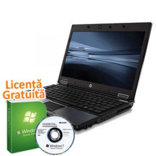 HP 8440p, Intel Core i5-540M, 4Gb DDR3, 250Gb, DVD-RW + Windows 7 Pro