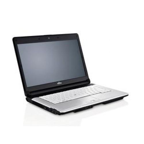 Laptop SH Fujitsu Siemens S710, Intel Core i5-520M, 2.4Ghz, 4Gb DDR3, 320Gb,webcam, 14 Inch, baterie suplimentara