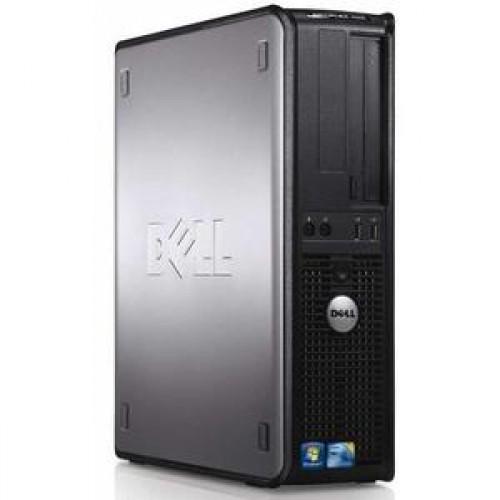 Calculator Dell Optiplex 745 SFF, Intel Core 2 Duo E4600 2.40GHz, 2Gb DDR2 , 160GB HDD, DVD-ROM