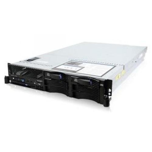 IBM System x3650 M1, 2x Xeon Quad Core E5430 2.66Ghz, 8Gb DDR2 FBD 2x 73Gb SAS