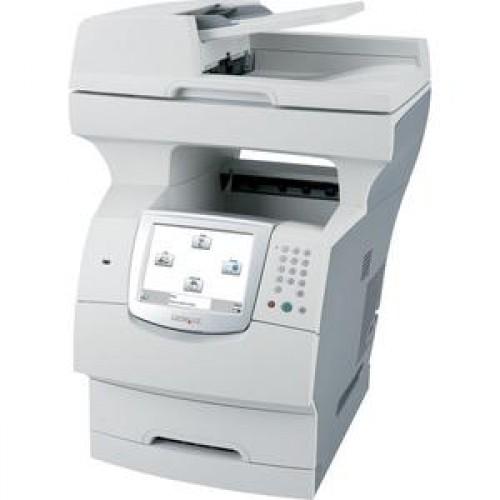 Multifunctional Lexmark X644, Laser, Scanner, Copiator, Fax, Imprimanta, Usb, Retea, Duplex
