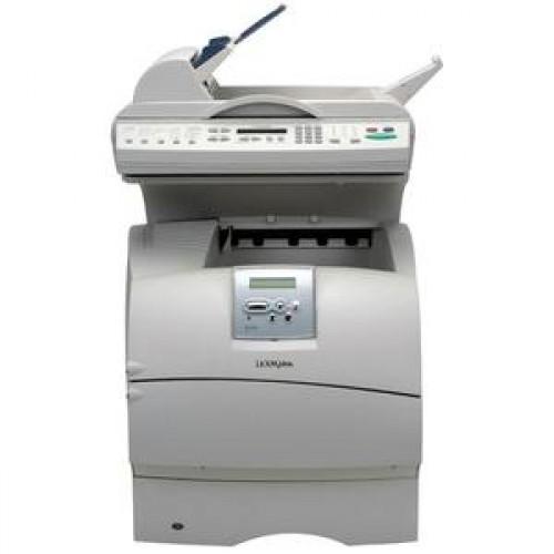 Imprimanta Laser Lexmark T632 + 3100 MFP, Scanner Copiator, USB, 40 ppm, 1200 x 1200 dpi