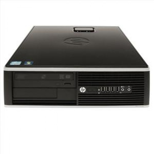 PC HP Compaq Elite 8000 SFF, Pentium E5500 Dual Core, 2.8Ghz, 4Gb DDR3, 250Gb, DVD-RW