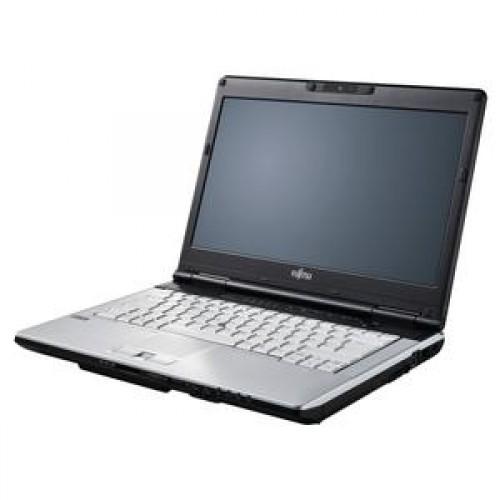 SH Fujitsu LIFEBOOK S751 Notebook, Intel Core i3-2310M 2.1Ghz, 4Gb DDR3, 160Gb, DVD-RW, Bluetooth, WebCam, Wi-fi