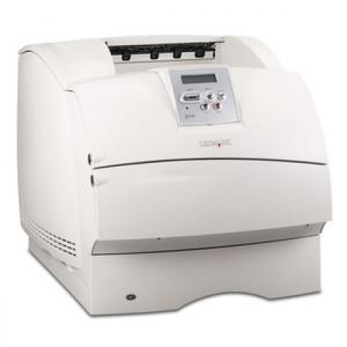 Imprimanta Laser Lexmark T632, 1200 x 1200 dpi, USB, Paralel, 40 ppm, Monocrom