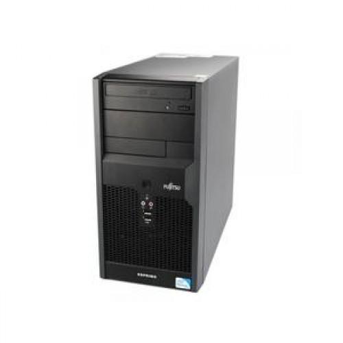 Calculator Fujitsu P3520, Intel Dual Core E2220, 2.4Ghz, 2Gb DDR2, 160Gb SATA, DVD-RW