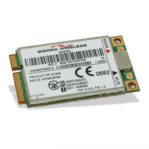 Module 3G Laptop, PCI Express Mini Card, Diverse modele