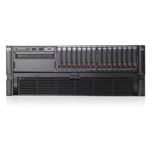 Server HP Dl580 G5, 4x Xeon Quad Core X7350, 2.93Ghz, 32Gb DDR2 FBD, 2x 500Gb SATA, Raid