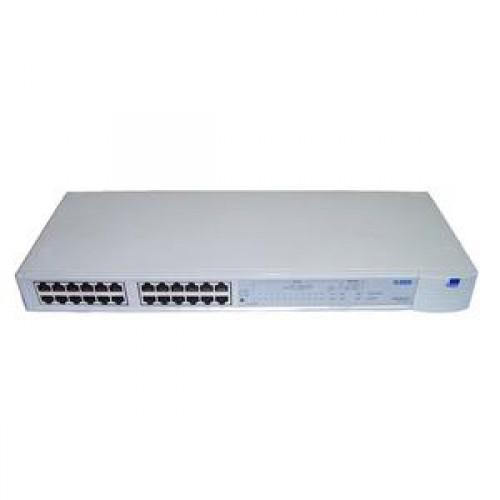 Switch 3COM SuperStack II Hub 40, 24 porturi, Management