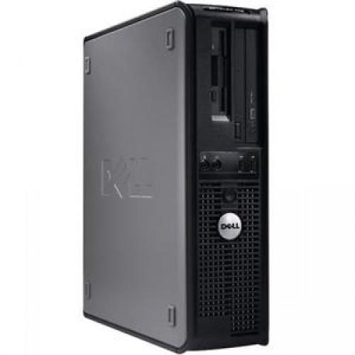 Dell Optiplex GX780 SFF, Intel Core 2 Quad Q9505, 2.83GHz, 4Gb DDR3, 160GB SATA, DVD-ROM