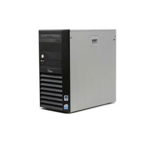 PC Fujitsu Siemens Esprimo P2510, Intel Celeron 3.33Ghz, 2Gb DDR2, 80Gb, DVD-ROM