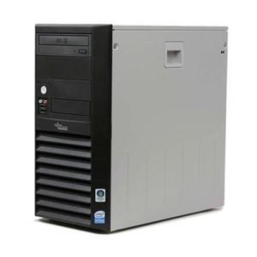 PC Fujitsu Siemens P2511, IntelCore 2 Duo E4300 1.8Ghz, 1Gb DDR2, 160Gb SATA, DVD-ROM