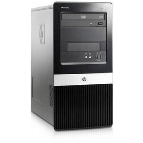 Hp Compaq DX2420 Microtower, Intel Core Duo E5200, 2.5Ghz, 2Gb DDR2, 160Gb HDD, DVD-RW