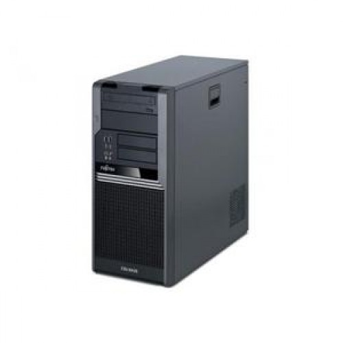 Workstation Fujitsu CELSIUS R570, Intel Xeon Six Core X5650 2.66Ghz, 16Gb DDR3 ECC, 320Gb SATA, DVD-RW, ATI Radeon 5450 512 mb