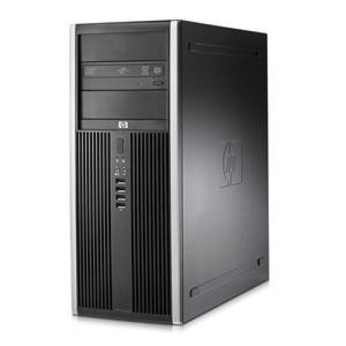 HP 6000  Tower, Intel Core 2 Duo Q66000, 2.400Ghz, 4Gb DDR3, 250Gb, DVD-ROM