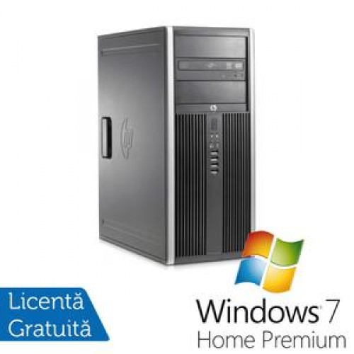 PC Hp 8200 elite tower, Intel Core i5-2400 3.1Ghz, 4Gb DDR3, 250 Gb SATA, DVD-ROM + Windows 7 Home