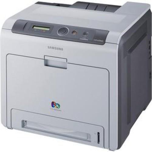 Imprimanta Laser Color Samsung CLP-660/670/680ND, 25 ppm, Duplex, Retea, USB 2.0