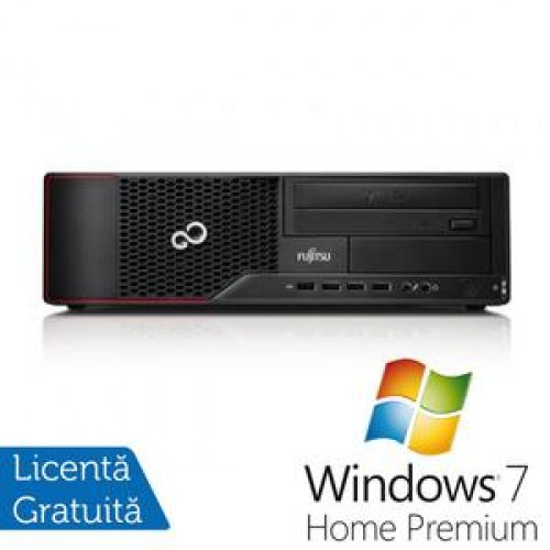 PC Fujitsu Siemens E700, Intel Core i3-2120, 3.3Ghz, 4Gb DDR3, 160Gb HDD, DVD-ROM + Windows 7 Home Premium