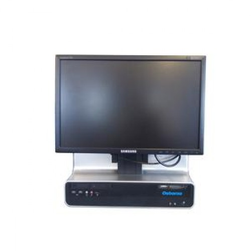 Unitate All in One SH Osborne Pro G45 3, Intel Core 2 Duo E7500, 2.93Ghz, 4Gb DDR2, 250Gb HDD, DVD-RW, 19 Inch Wide LCD Samsung