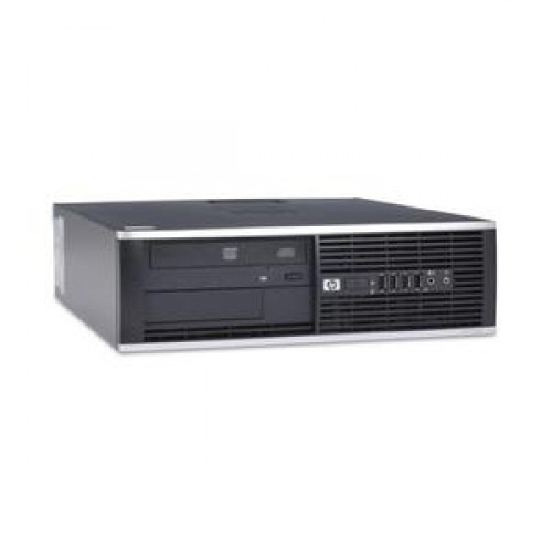 PC HP 6000 Pro SFF, Intel Core 2 Duo E8400, 3.0GHz, 4GB DDR3, 250GB HDD, DVD-RW