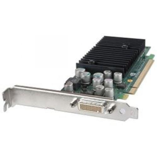 Placa video PCI-E nVidia Quadro NVS 285, 128 Mb/ 128 bit, DMS-59 + Adaptor de la DMS-59 la VGA