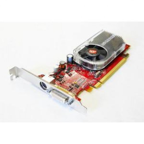 Placa video PCI-E Ati Radeon X1300 Pro, 256 Mb, DMS-59 + Adaptor de la DMS-59 la VGA