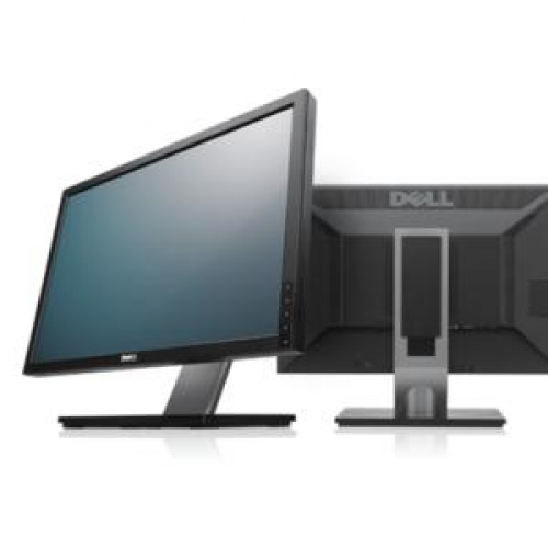 Monitor Dell P2210f, LCD 22 inch Wide, 5ms, 1680 x 1050, VGA, DVI-D, DisplayPort, USB