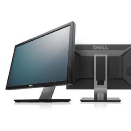 Monitor Dell P2210f, LCD 22 inch Wide, 5ms, 1680 x 1050, VGA, DVI-D, DisplayPort, USB