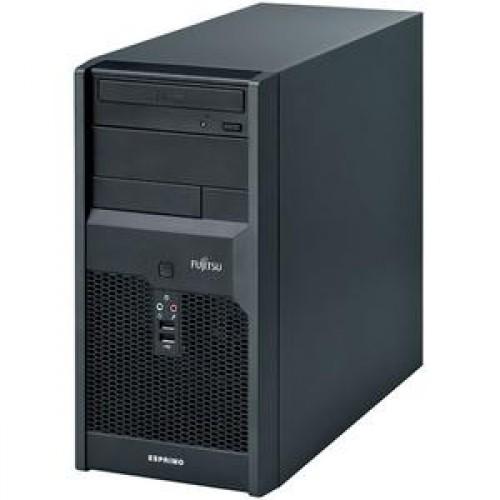 Calculator SH Fujitsu Esprimo P2550,  Intel Core2 Duo E8400 2.6Ghz, 2Gb DDR2, 160Gb HDD, DVD-RW