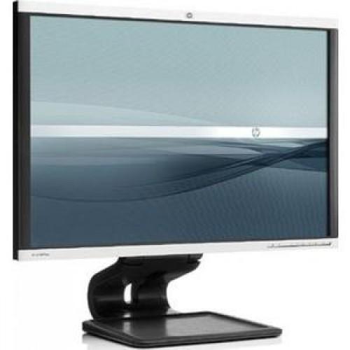 Monitor Refurbished HP LA2405, LCD 24 inch, 1920 x 1200, VGA, DVI, USB, Display port