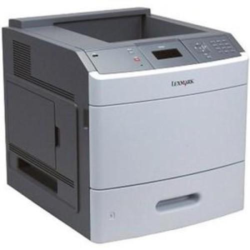 Imprimanta laser monocrom Lexmark T654N, Retea, 53ppm