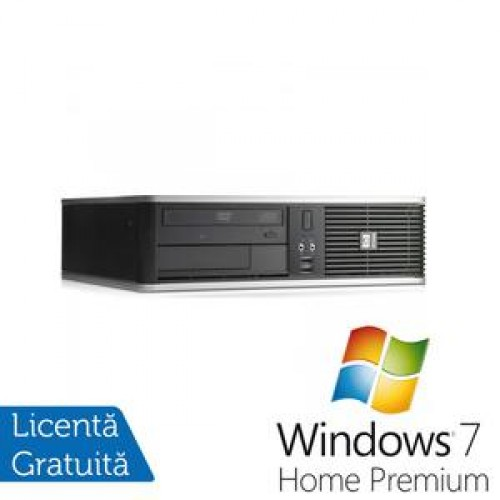 PC HP DC7900 SFF, Intel Core2 Duo E8400 3.0Ghz, 4Gb DDR2, 160Gb HDD, DVD-RW + Windows 7 Home Premium