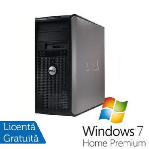 PC Dell Optiplex 755, Intel Core 2 Duo E6750, 2.66Ghz, 2Gb DDR2, 160Gb HDD, DVD-RW + Win 7 Premium