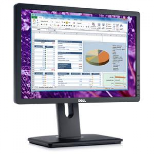 Monitor SH Dell P1913S, 1280 x 1024, 19 inch LED Backlight, 5ms, VGA, DVI, 3x USB, Grad A-