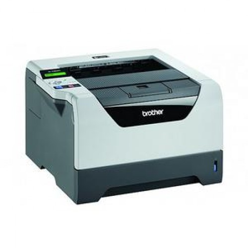 Imprimanta Laser Brother HL-5380DN, Monocrom, 30 ppm, 1200 x 1200, Duplex, USB