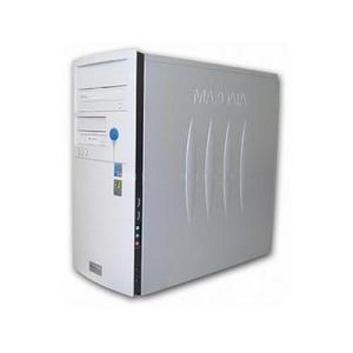 PC SH Maxdata P5VDC, Intel Dual Core E2160, 1.8Ghz, 2Gb DDR2, 80Gb SATA, DVD-ROM