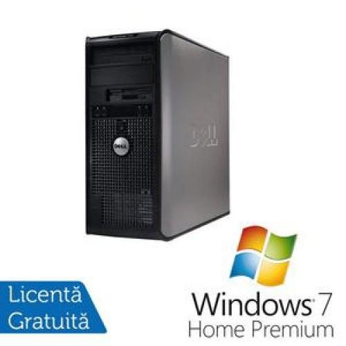 PC Dell Optiplex 755 MT, Intel Core 2 Duo E6750, 2.66Ghz, 2Gb DDR2, 80Gb HDD, Combo + Windows 7 Home Premium