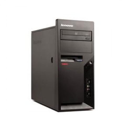 Lenovo Thinkcentre M58e Tower, Intel Core 2 Duo E7500, 2.93Ghz, 4Gb DDR2, 160Gb HDD, DVD-RW