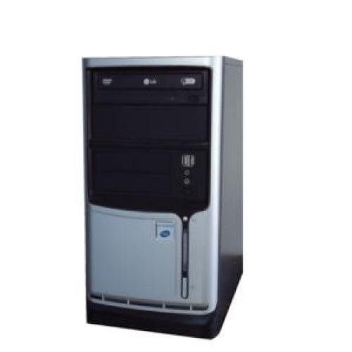 PC Hyundai Pentino Mini, Intel Core2 Duo E7600 3.06Ghz, 2Gb DDR2, 160Gb, DVD-ROM
