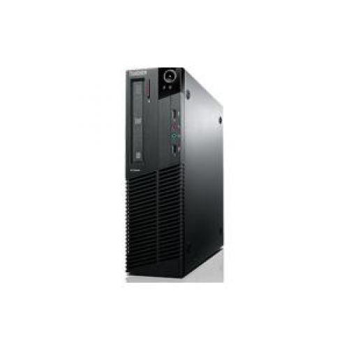 PC Lenovo Thinkcentre M92p SFF, Intel Core i5-3550 Gen 3, 3.3Ghz, 4Gb DDR3, 500Gb HDD, DVD-RW + Windows 7 Home Premium