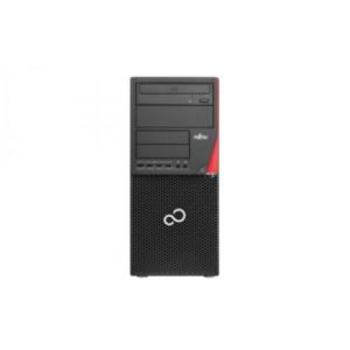 Calculator Refurbished Fujitsu Siemens P720 E85+, Intel Pentium Dual Core G3220 3.00Ghz, 4GB DDR3, 500GB, DVD-ROM + Windows 10 Home`