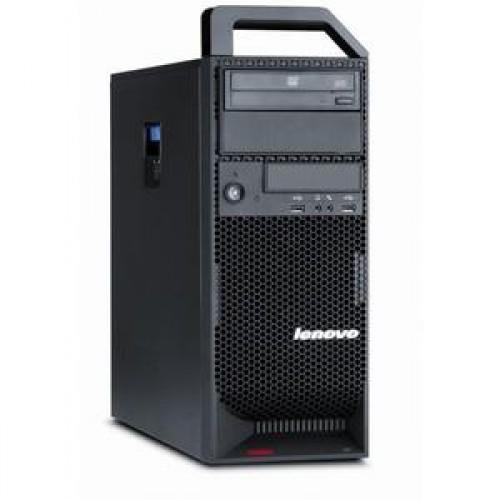 Workstation Lenovo ThinkStation S20 Tower, Intel Xeon E5504 2.00Ghz, 4Gb DDR3, 150GB HDD, DVD-RW