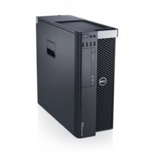 Workstation Dell Precision T3600, Intel Xeon Quad Core E5-1607 3.0Ghz, 32Gb DDR3 ECC, 256 SSD, DVD-RW, nVidia Quadro 4000