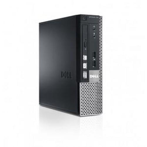 PC Dell OptiPlex 790 USFF Intel i3-2100, 3.10Ghz, 4Gb DDR3, 250Gb SATA, DVD-ROM