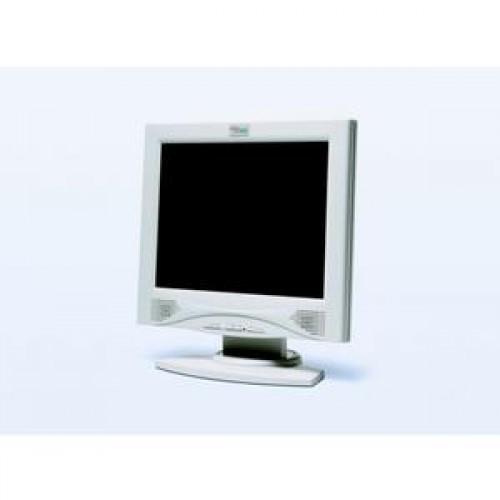 Monitor LCD 15 inci Fujitsu Siemens C384fa, 1024 x 768 dpi