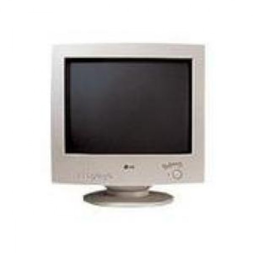 Monitor SH LG 563N CRT 15 inci, 1360 x 768