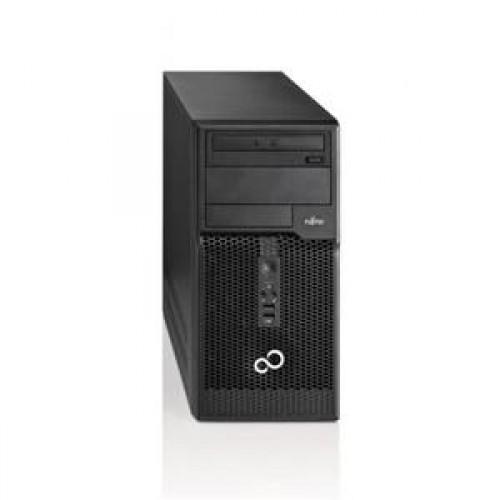 Calculator Second Hand Fujitsu ESPRIMO P500 Tower, Intel Core i5-2500 3.30Ghz, 4GB DDR3, 320GB SATA, DVD-ROM