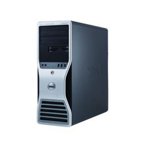 Workstation Dell T5500, 1 x Intel Xeon E5645 Six Core 2.4Ghz, 12Mb cache, 24GB DDR3, 1TB, Video Quadro4000 2GB GDDR5 , DVD-RW
