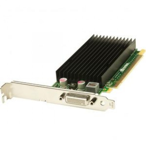 Placa video PCI-E nVidia Quadro NVS 300, 512 Mb, DMS-59, low profile + Adaptor de la DMS-59 la VGA