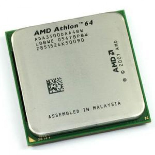 AMD Athlon 64 3500+ ADA3500IAA4CW LDB8F 2.20Ghz Socket AM2